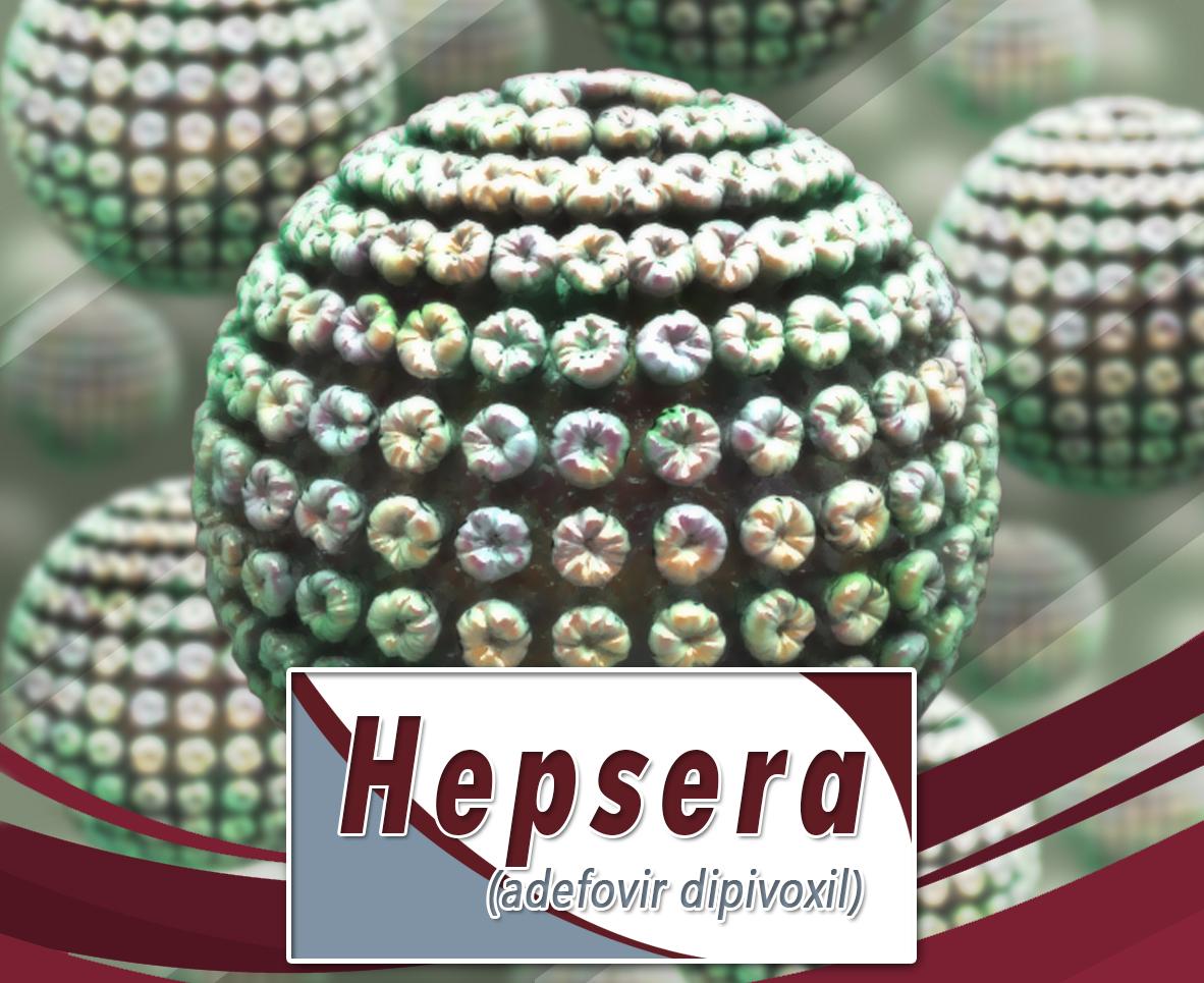 Hepsera (Adefovir Dipivoxil)