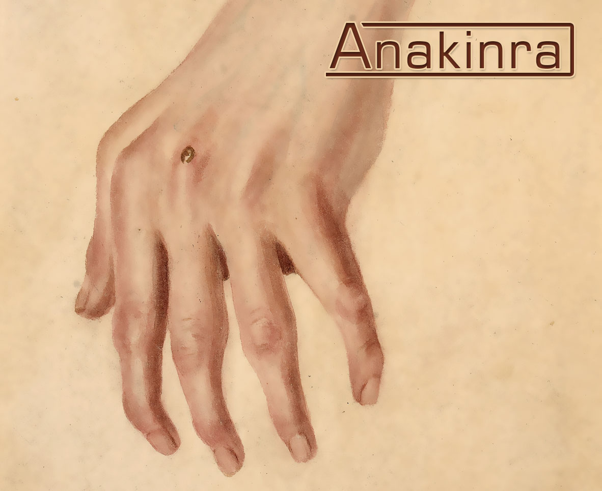 Anakinra